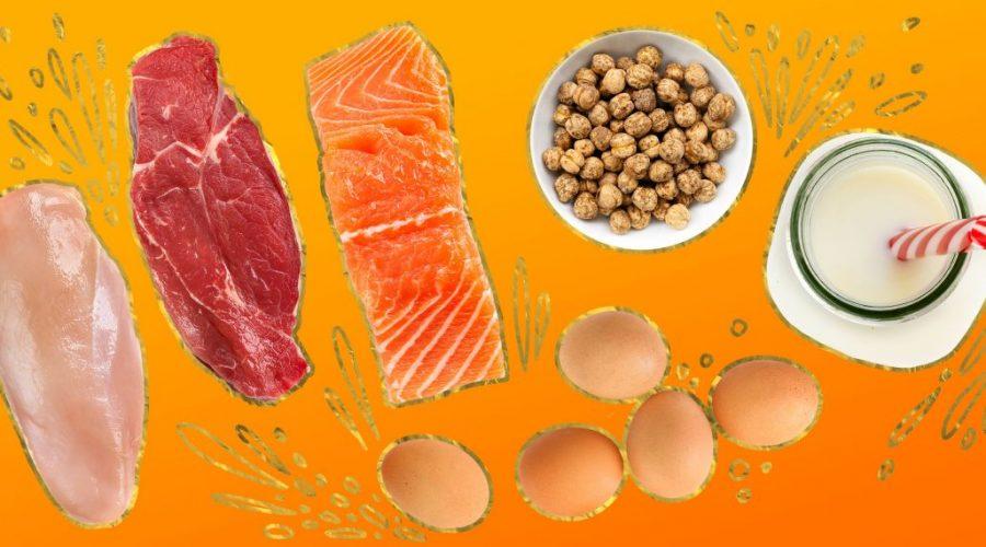 5 maisto produktai padedantis auginti bei stiprinti raumenis
